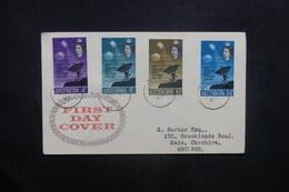 ASCENSION - Enveloppe FDC En 1966  Pour Le Royaume Uni - L 36954 - Ascension (Ile De L')