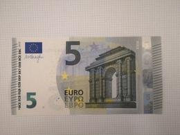 5 Euro N018D5/NB UNC - 5 Euro