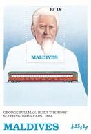 Maldives Hb 157 - Maldivas (1965-...)