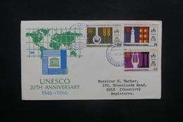 NOUVELLES HÉBRIDES - Enveloppe FDC En 1966 Pour Le Royaume Uni - L 36962 - FDC