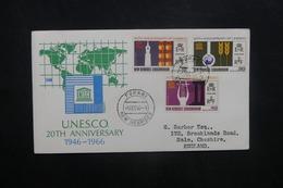 NOUVELLES HÉBRIDES - Enveloppe FDC En 1966 Pour Le Royaume Uni - L 36963 - FDC
