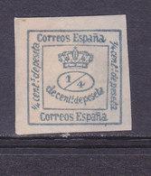ESPAGNE, Royaume, Couronne Royale,  N° 129, Cote 2.5€( ES190801/6.2) - 1872-73 Reino: Amadeo I
