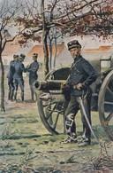 ARTILLERIE BELGE / LA GARDE - Regiments