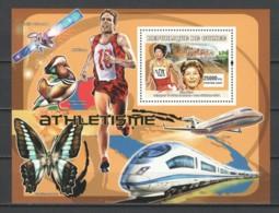Guinee 2007 Mi Block 4628 MNH SUMMER OLYMPICS ATHENS 2004 - XING HUINA - Summer 2004: Athens