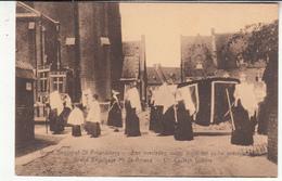 Belgique - HAI - Mont-st-amand - Grand Béguinage - Un Collège Funèbre - Gent