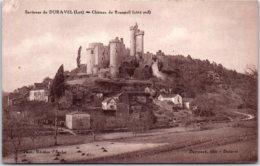 46 DURAVEL - Château De Bonaguil - France