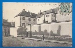 78 ++ MANTES-SUR-SEINE - LA PRISON  - 1905 - Mantes La Ville