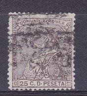 ESPAGNE, 1ère République,  N° 134, Cote: 9 €( ES190801/6.5) - 1873 1. Republik