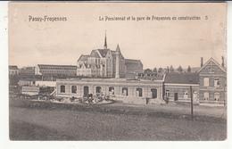 Belgique - HAI - Passy-froyennes - Pensionnat - Gare En Construction - Tournai