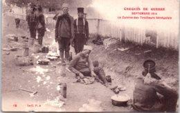La Cuisine Des Tirailleurs Sénégalais (1914) - Regiments