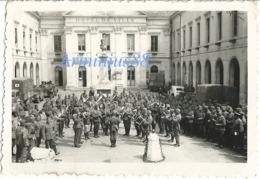 Campagne De France 1940 - Saône-et-Loire - Chagny - Place De L'Hôtel De Ville - Wehrmacht Im Vormarsch - Westfeldzug - War, Military