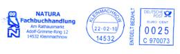 Freistempel 7151 Eule Fachbuchhandlung - Machine Stamps (ATM)