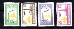 Iran Poste Aérienne YT N° 79/82 Neufs *. B/TB. A Saisir! - Iran