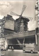 CPSM Paris Le Moulin Rouge - Arrondissement: 18