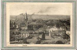 CPA - DIEUZE (57) - Aspect D'une Vue Partielle De La Ville En 1910 - Dieuze