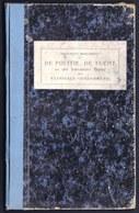 LIVRET REGLEMENT DE DISCIPLINE CHEZ LA POLICE ET FORMULES Pour LA GENDARMERIE DE 1921 Néerlandais Et Français - RARE !!! - Documents Historiques