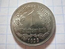 1 Reichsmark 1935 (A) - [ 4] 1933-1945 : Tercer Reich