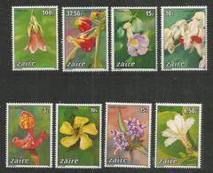 ZAIRE - MNH - Plants - Flowers - Nature - Altri