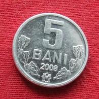 Moldova 5 Bani 2008 KM# 2 Moldavia Moldavie - Moldavië