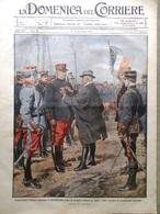 La Domenica Del Corriere 6 Dicembre 1914 WW1 Shackleton Tedeschi Miseria Albania - Guerra 1914-18