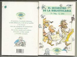 Libro El Secuestro De La Bibliotecaria - M. Mahy, Q. Blake (Los Tomitos De Alfaguara, 1994)  Colección Los Tomitos De Al - Children's