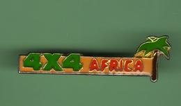 4X4 AFRICA *** 1034 - Automobile - F1