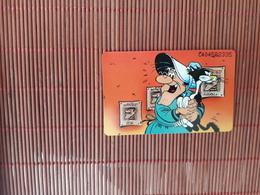 Lucky Luke Phonecard  (Mint,Neuve) Only 2000 EX  Rare - Comics
