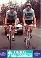 VAN SPRINGEL H. BEL (Ranst (Antwerpen), 14-8-'43) & SERCU P. (Roeselare (West-Vlaanderen), 27-6-'44) 1978 Marc - Superia - Cyclisme