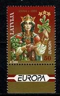 Letland 1995 EUROPA Yv 373**,  - MNH / Nieuw Zonder Scharnier / Neuf Sans Charnière - Lettonie