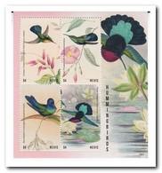 Nevis 2018, Postfris MNH, Birds - St.Kitts En Nevis ( 1983-...)