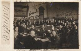 CONFERENZA DI LOCARNO 5 - 16 OTTOBRE 1925 - TI Ticino