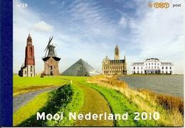 NEDERLAND, 2010, PRESTIGE BOOKLET, PR 29, Beautiful Nederland VI - Postzegelboekjes En Roltandingzegels