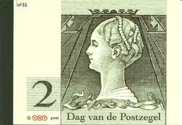 NEDERLAND, 2010, PRESTIGE BOOKLET, PR 31, Stamp Day 2010 - Postzegelboekjes En Roltandingzegels