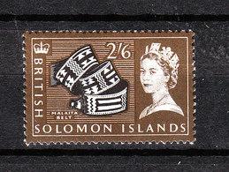 Solomon Islands   - 1965. Cintura Reale Indigena. Malaita Belt. MNH - Costumi