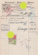 WELKENRAEDT 1946 ADRIEN BERTELS EVRARD Imprimerie - Printing & Stationeries