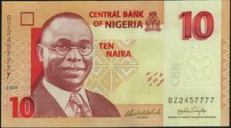 NIGERIA - 10 Naira 2006 UNC P.33 A - Nigeria