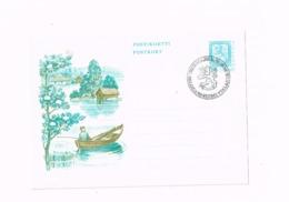Entier à 0,80 .Belgica 1982.Bruxelles. - Postal Stationery