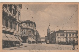 MONZA - LARGO MAZZINI - VIA ITALIA - Monza