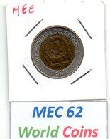 MEC 62 - REPUBLICA DE ANGOLA  10 KWANZAS 2012 - Angola