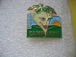 Pin's Légumes De La Campagne 1992 - Alimentazione