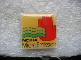 Pin's Nokia, Microémission - Non Classés