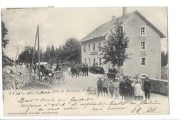 23162 - Vallée De Joux Asile De Molendruz Attelage - VD Waadt