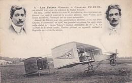 LOT DE 5 Cartes Postales D' AVIONS, (( Lot 7 )) - Avions