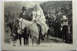 MARIAGE DANS LE MAQUIS - TYPES CORSES - Non Classés