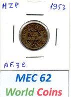 MEC 62 - COLONIA MOCAMBIQUE PORTUGUES 2,50 ESCUDOS 1953 - AF.3C - Mozambique
