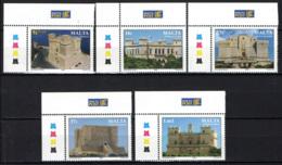 MALTA - 2006 - Castles And Towers - MNH - Malta