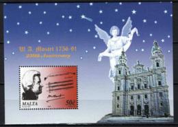 MALTA - 2006 - Christmas - Souvenir Sheet - MNH - Malta