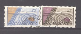 0ob  036  -  Réunion   :  Yv  279-80  (o) - Oblitérés