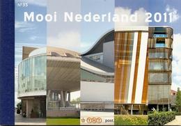 NEDERLAND, 2011, PRESTIGE BOOKLET, PR 35, Beautiful Nederland  2011 - Postzegelboekjes En Roltandingzegels