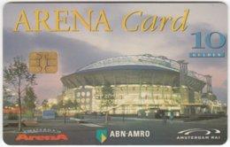 NETHERLANDS B-468  - Arena Card, Sport, Soccer - Used - Andere Sammlungen